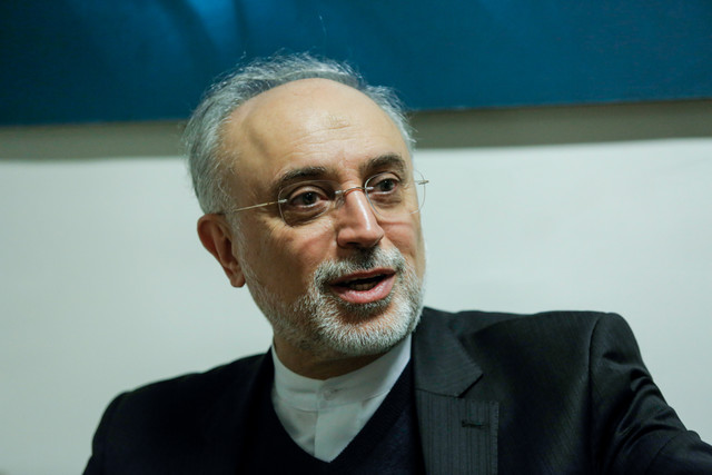 علی اکبر صالحی: ایران ۹۵۰ تن کیک زرد و الیاف کربن میخرد