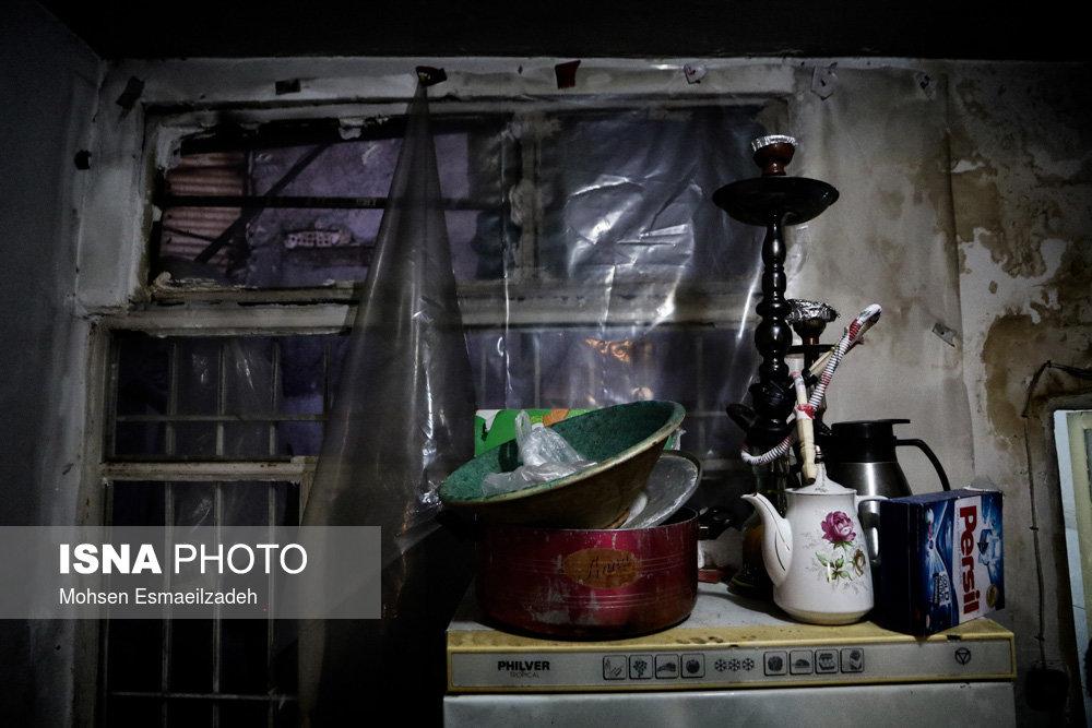 طرح ضربتی دستگیری خرده فروشان مواد مخدر در مشهد (+عکس)