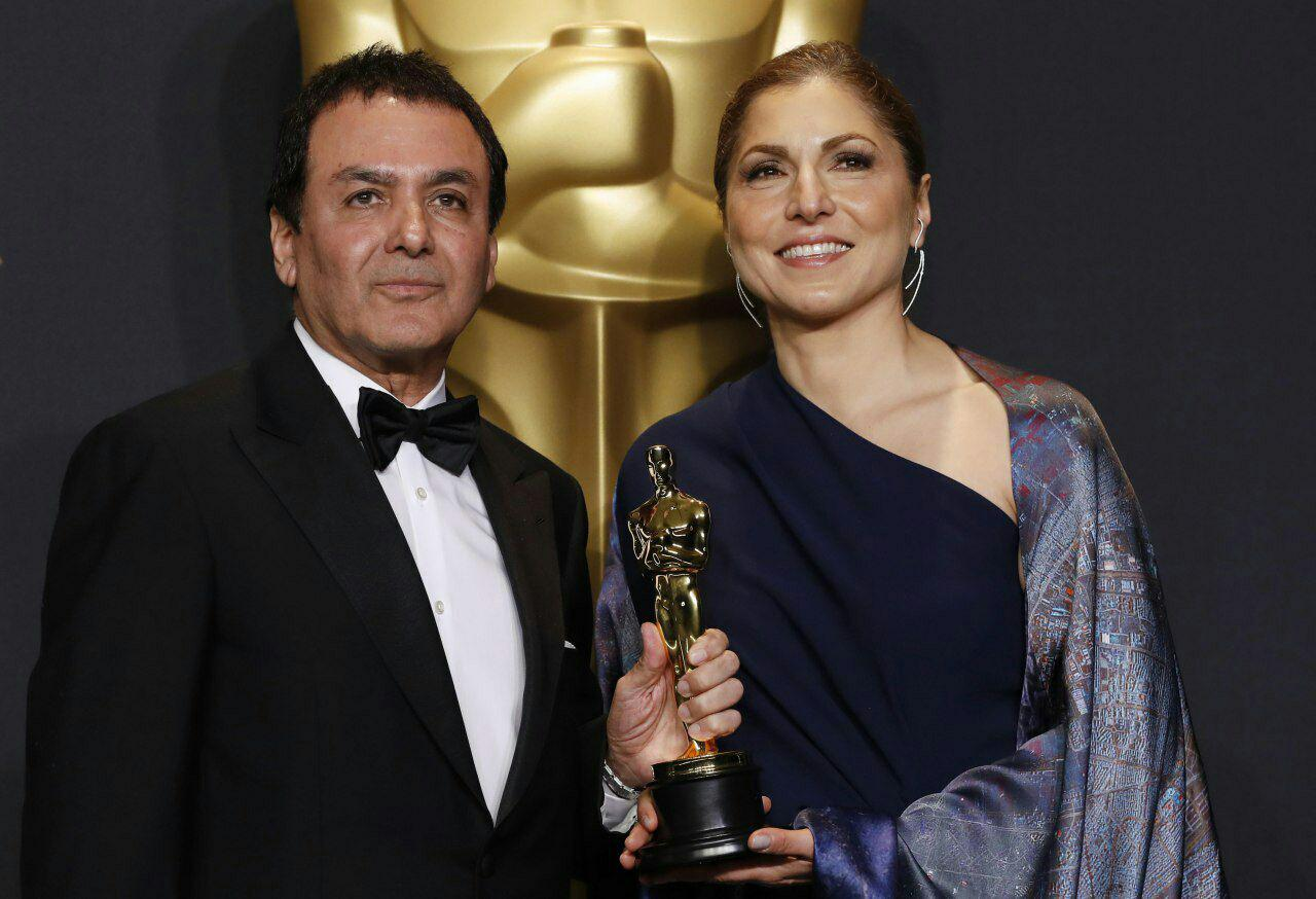 نمایندگان فرهادی در مراسم اسکار