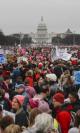 تظاهرات روزانه؛ سلاح مخالفان علیه ترامپ