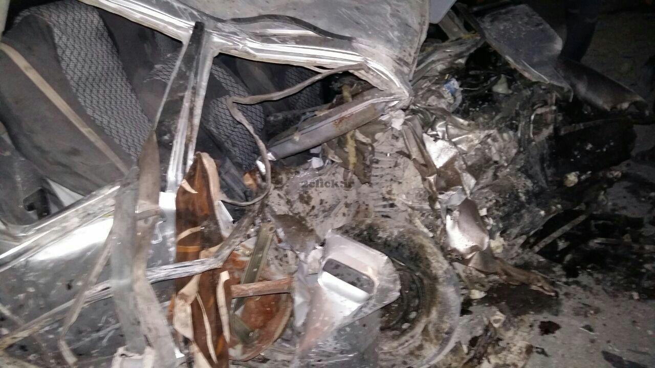 ۵ کشته در حادثه رانندگی در نورآباد استان فارس