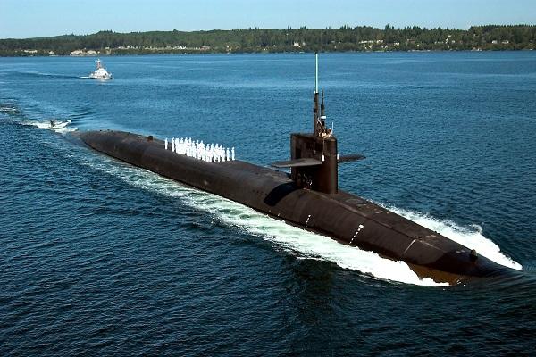 آیا تلفن همراه در یک زیردریایی کار میکند؟!