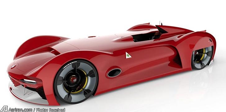 خودروی پیشرفته  آلفارومئو، معرفی شد (+عکس)