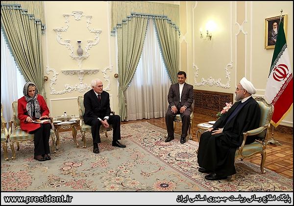 ایران یک کشور جدید را به رسمیت شناخت