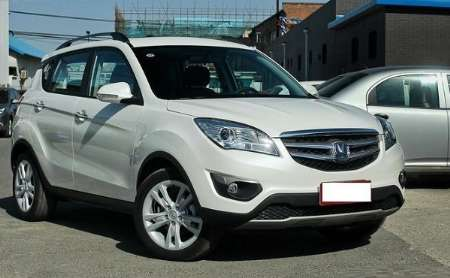 ورود یک خودروی چینی جدید به بازار ایران