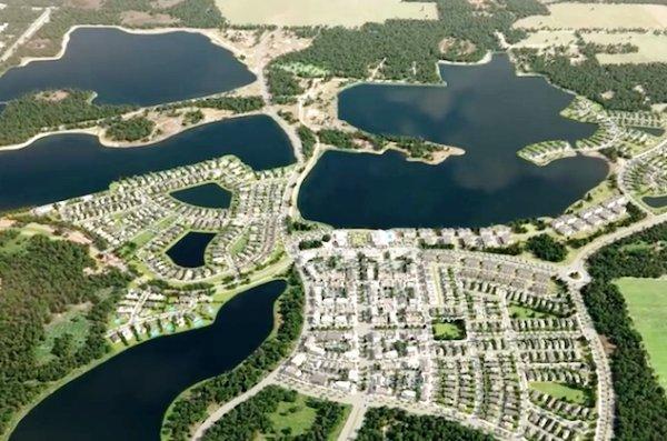 شهری که فقط با انرژی خورشیدی کار می کند