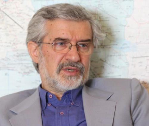 حمله چاقوکش ها به میرمحمود موسوی