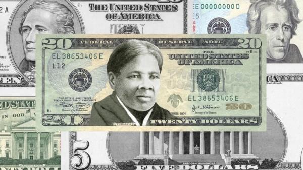 اسکناس های بیست دلاری آمریکا تغییر می کند (+عکس)