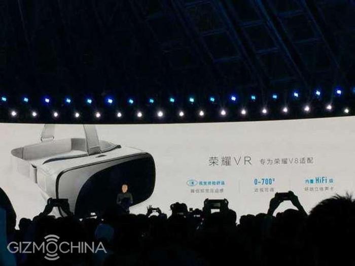 رونمایی هواوی از هدست واقعیت مجازی Honor VR