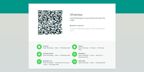 معرفی نسخه دسکتاپ واتساپ برای ویندوز و مک