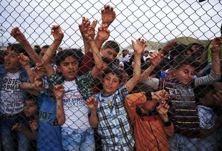 تجاوز به 30 پسر بچه در یک کمپ آوارگان سوری در ترکیه