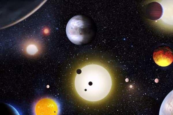 کشف ۱۲۸۴ سیاره فراخورشیدی