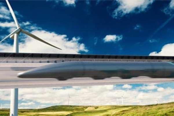 حمل و نقل با سرعت ۱۲۲۰کیلومتر بر ساعت