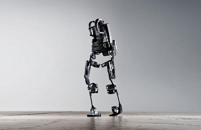 ربات پوشیدنی که بارهای سنگین را سبک می کند