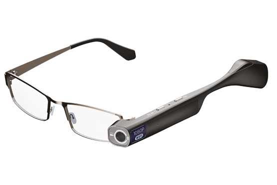 دوربین عینکی