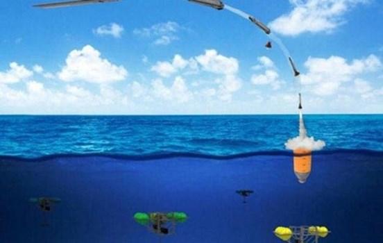 دارپا و ایده استفاده از پهپادهای دریایی پنهان