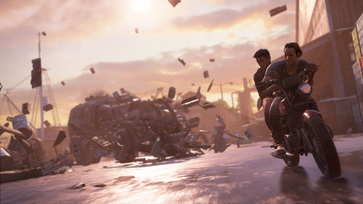 Uncharted 4 به معنای واقعی