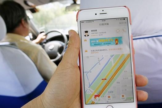 سرمایه گذاری اپل در شرکت چینی رقیب اوبر