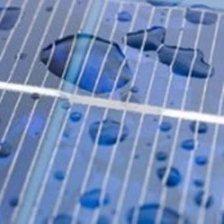 پیلهای خورشیدی که در باران کار میکنند