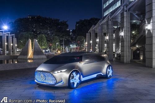 رقابت بنز با BMW در ساخت خودروهای سازگار با محیط زیست