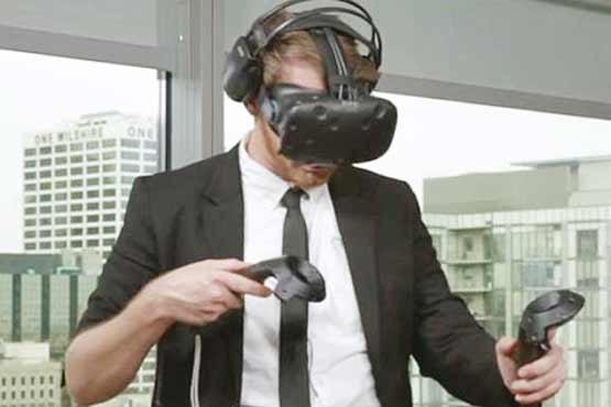 25 ساعت زندگی در واقعیت مجازی