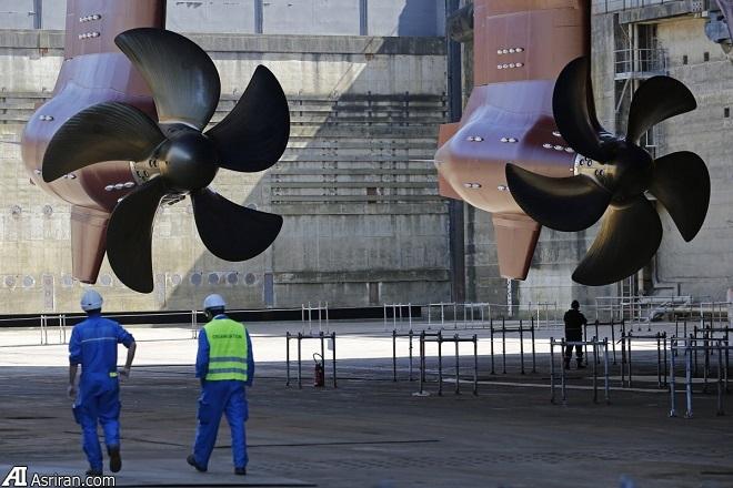 «هارمونی دریاها»؛ بزرگترین کشتی کروز حال حاضر جهان