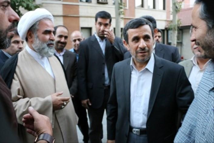 حسینیان؛ از شمشیر کشی تا حمایت از احمدی نژاد