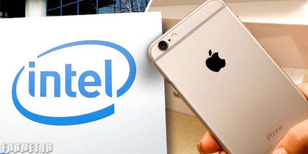 اینتل در تولید آیفون 7 با اپل همکاری خواهد کرد