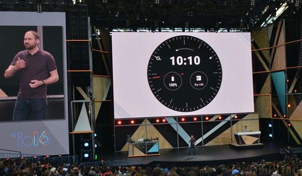 گوگل Android Wear 2.0 را معرفی کرد