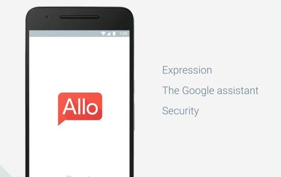 گوگل از سرویس پیان رسان Allo پرده برداشت