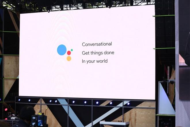 گوگل از دستیار Google Assistant رونمایی کرد