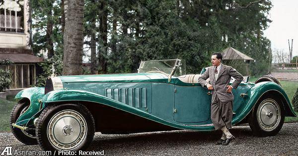 رویال ژان بوگاتی 1932
