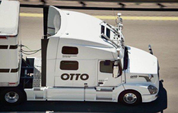 کامیون های روباتیکی وارد جاده ها می شوند