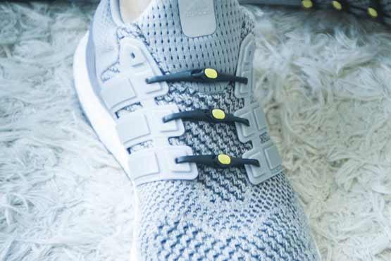 بند کفش هوشمند حرکاتتان را زیر نظر دارد