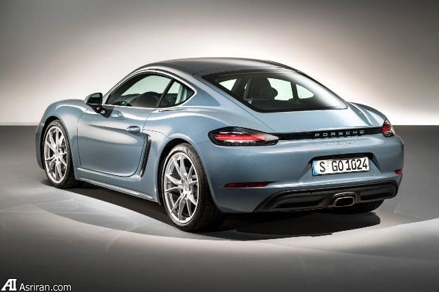 مشخصات پورشه ٧١٨ مجله ماشین مجله خودرو قیمت پورشه ٧١٨ Porsche 718 Cayman