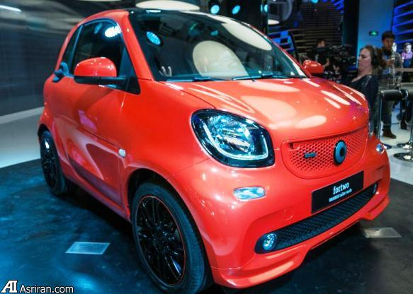 ستارگان نمایشگاه خودرو پکن