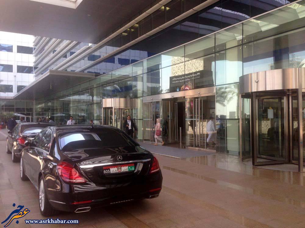 خودرو تشریفات امارات (عکس)
