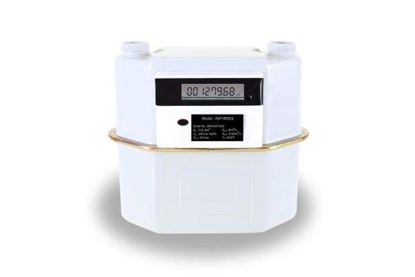 دستگاه کنتور هوشمند گاز ساخته شد