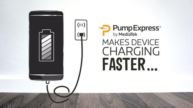 مدیاتک فناوری شارژ سریع خود را معرقی کرد