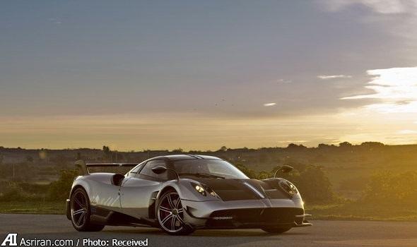 اوانترا، قدرتمندترین خودروی ایتالیا