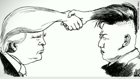 حمایت نیمه رسمی پیونگ یانگ از ترامپ: او نامزد عاقلی است