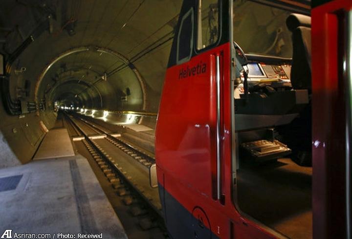 طولانیترین تونل قطار جهان ,  طولانیترین و عمیقترین تونل قطار جهان , عمیقترین تونل قطار جهان , تونل قطار