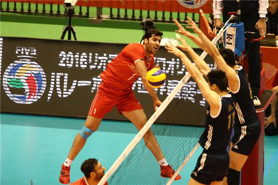 ایران 3 - 2 چین / پیروزی قدرتمندانه ایران مقابل دیوار آسیا