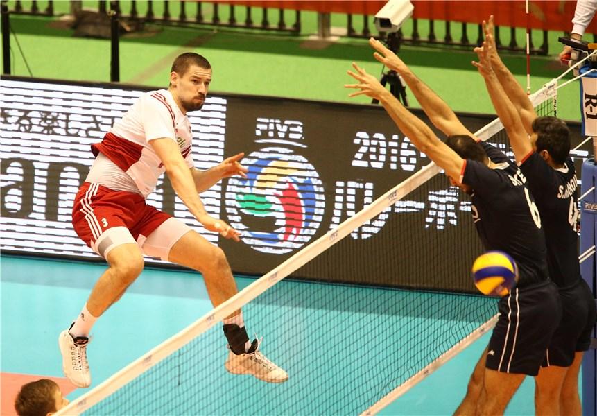 ایران 2 - لهستان 0 / ببر و المپیکی شو