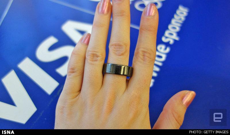 خرید آسان تنها با یک انگشتر