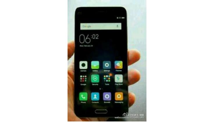 انتشار مشخصات گوشی 4.3 اینچی شیائومی