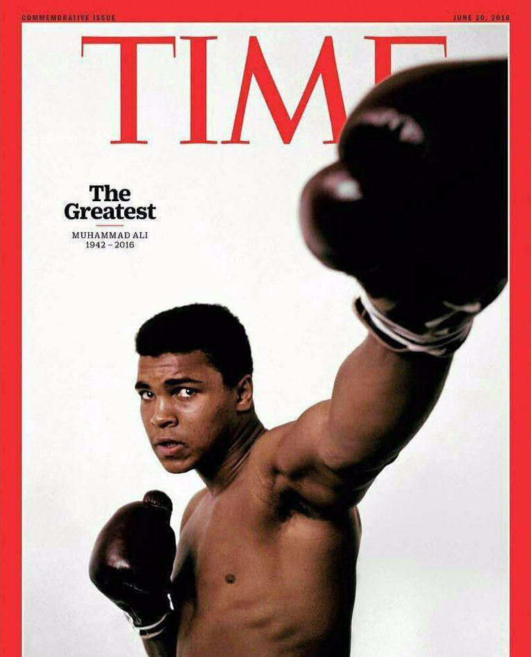 جلد تازه ترین شماره از مجله تایم (عکس)
