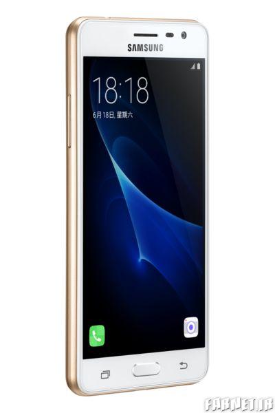 Galaxy J3 Pro سامسونگ رسما رونمایی شد