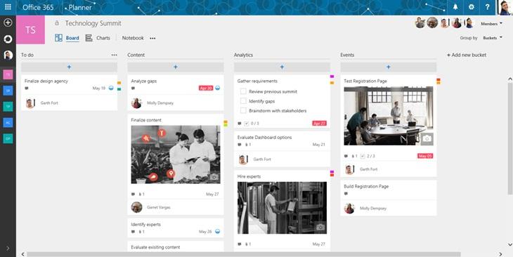 برنامه جدید مایکروسافت برای مدیران پروژه