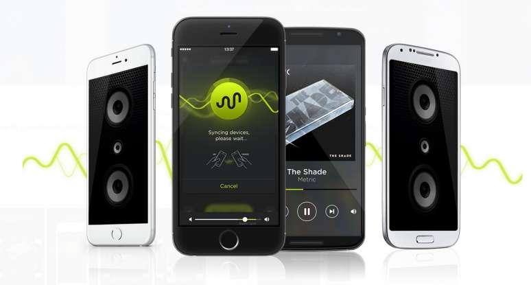 تبدیل گوشیهای اطرافتان به بلندگو با AmpMe